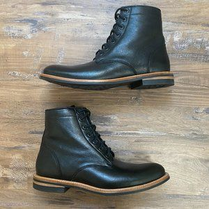 Nisolo Andres All Weather Boot Black 10.5